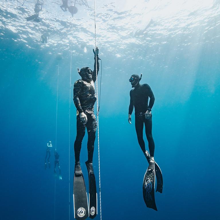 FII Level 2 Freediving Course Oahu