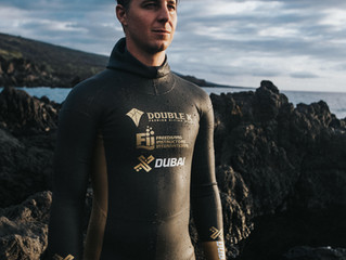Daniel Koval and Kristin Kuba Freedive Cafe Podcast Episode #72