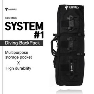Double K System 1 Dive Backpack