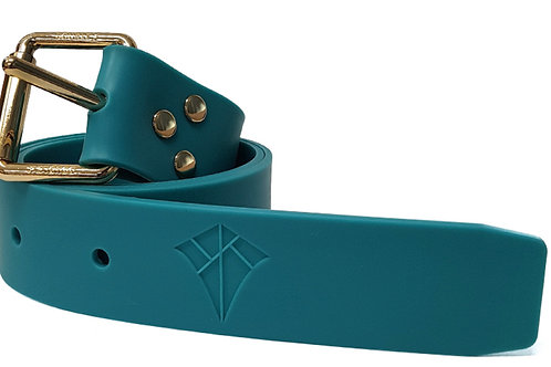 Double K Silicone Weight Belt - Double K Blue