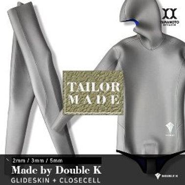 Tailor Made Double K Freediving Suit SCS Smooth Skin + Closed Cell Yamamoto 45