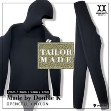 Tailor Made Double K Nylon + Open Cell Wetsuit Yamamoto 45