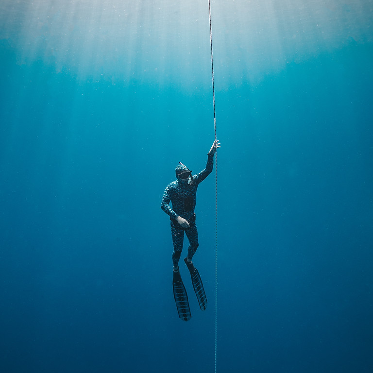 FII Level 1 Freediving Course: Instructor Neal Tyagi