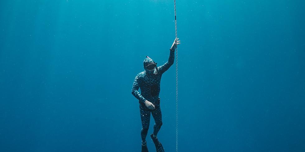FII Level 1 Freediving Course: Instructor Neal Tyagi