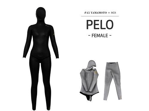 Double K Women's PELO Freediving Suit 2MM Yamamoto 45