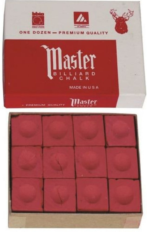 Chalk Master Red