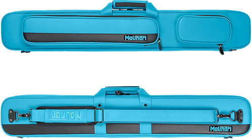 Molinari ™ Flat Bag - 2 + 4 Cyan