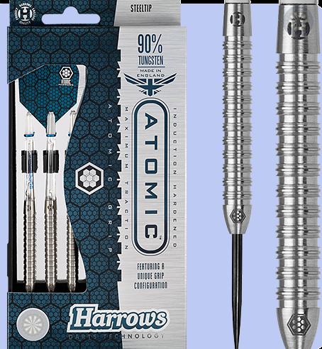 Darts Harrows Atomic 90% Tungsten 22gr