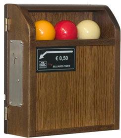 Clock D&K Standard €0,50