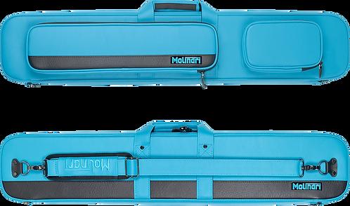Molinari ™ Cue-Case - 3 + 6 Cyan