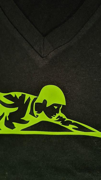 T-Shirt met Biljarter - voorkant