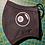 Thumbnail: Katoen Masker voor Pool Speler