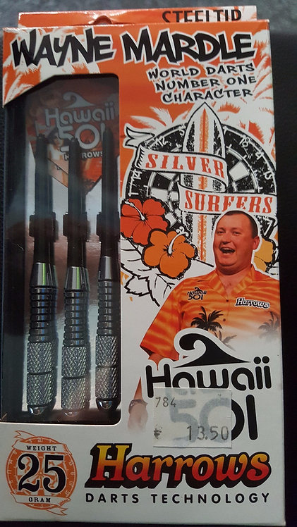 Darts Harrows Hawaii 501 25gr