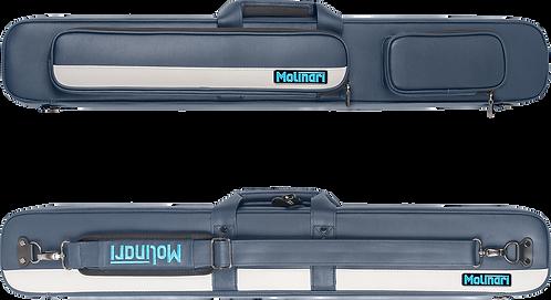 Molinari ™ Cue-Case - 2 + 4 Navy