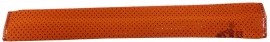 Grip Cue Geox IBS 32cm14g Perforated Orange Velvet