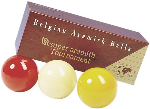 Balls - Super Aramith Tournament