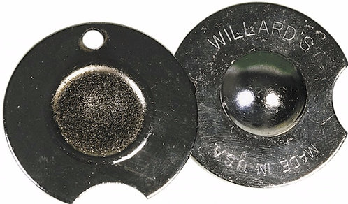 Cue Tip Shaper Willard's Metal
