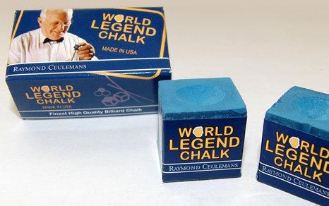 World Legend Chalk doosje 2 krijtjes