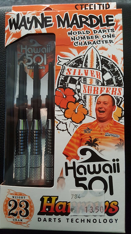 Darts Harrows Hawaii 501 23gr