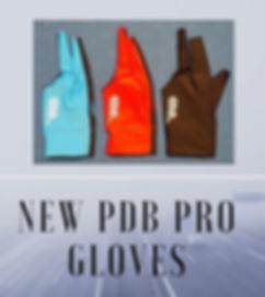 PDB Pro Gloves