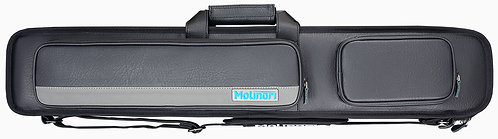 Molinari ™ Cue-Case - 3 + 6 Black-Grey