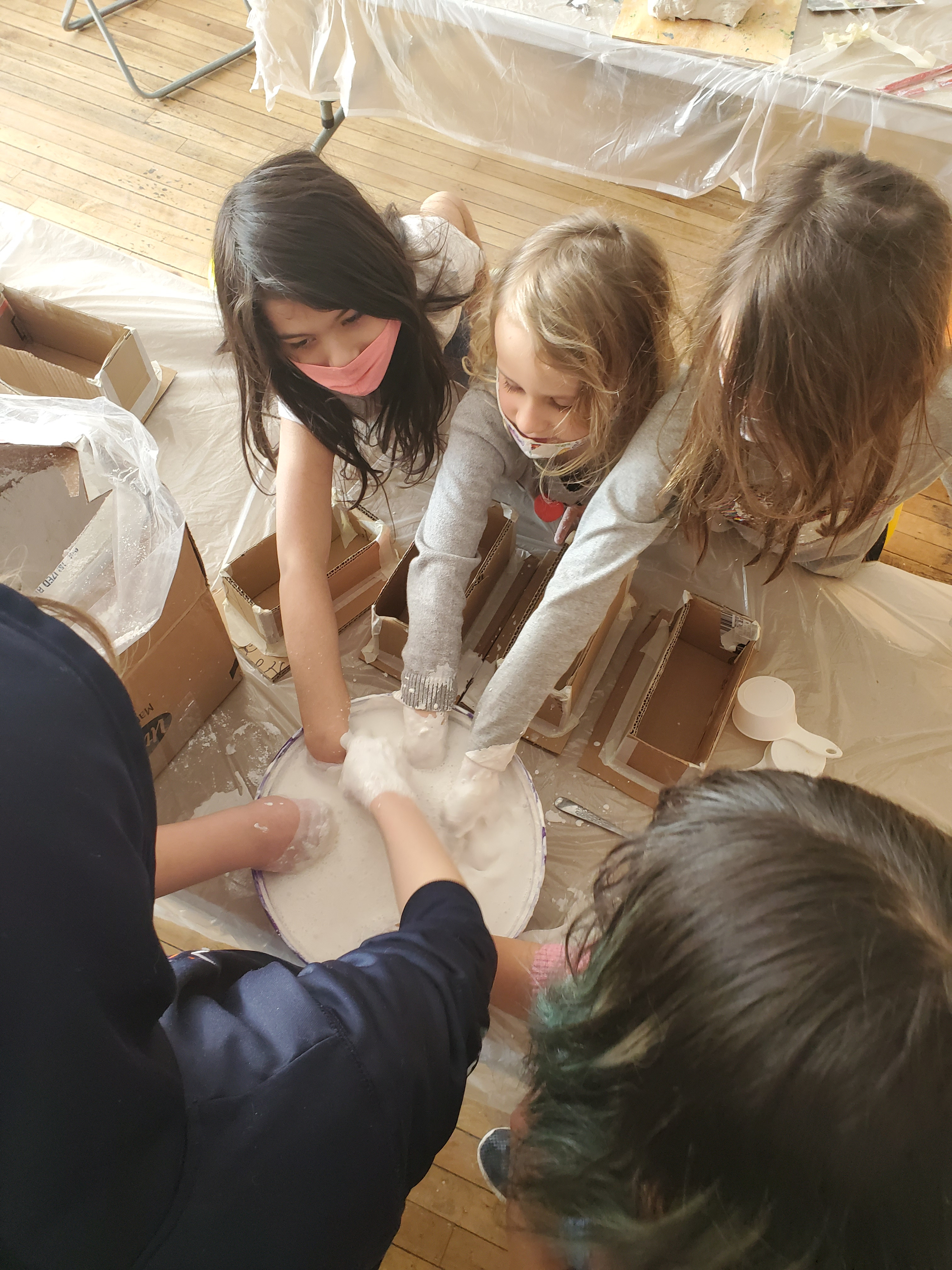 Thursday's Summer Fun for Young Artists