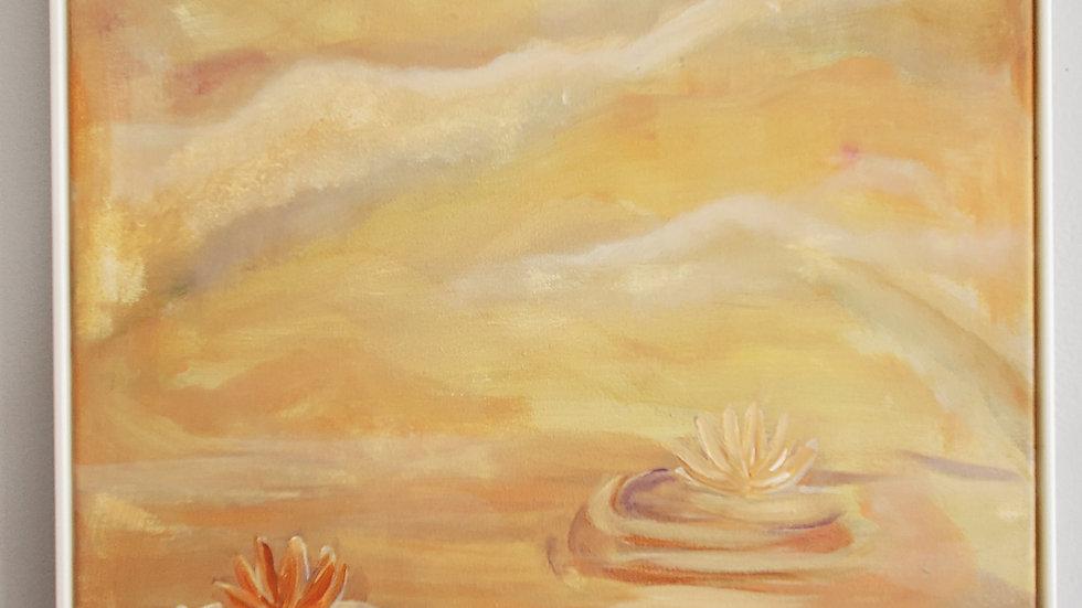 Lilies Neutral #3