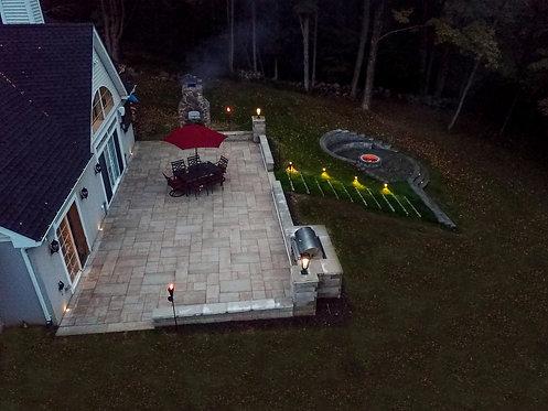 Backyard Fire Escape