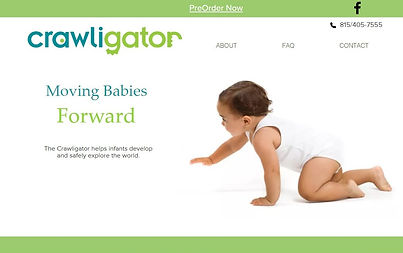 web design firm, Chicago, digital marketing agency, tummy time, toys, crawling, public relations, startups, small business