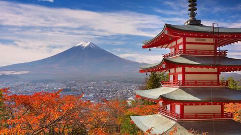 Japão, o país conhecido como a terra do sol nascente!