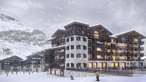 Novos hotéis na próxima temporada de esqui!