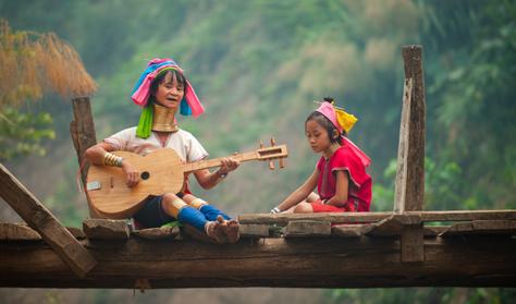 Povos e Tribos: conhecendo tradições e costumes