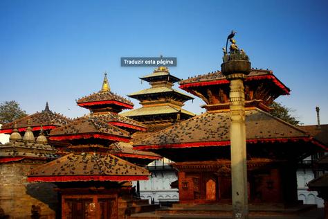 Os mais belos templos de Kathmandu, no Nepal