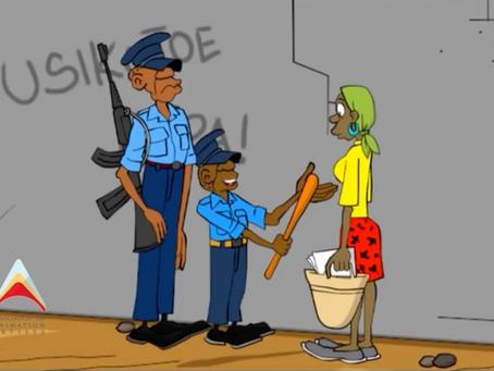 '' Nchi Ya Kitu Kidogo '' The End of an Era Is Here