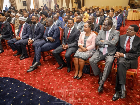 Uhuru deserves praise for naming professionals to BBI (The Star)
