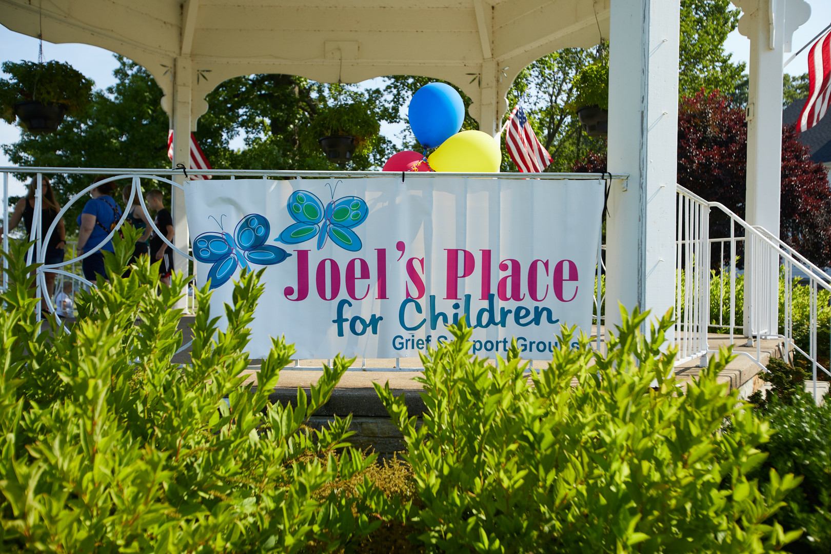Joel's Place for Children grief support groups for children and teens in Cleveland