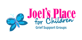 Joel's Place for Children grief support group logo