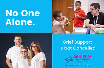 Grief support group for children and families in Cleveland