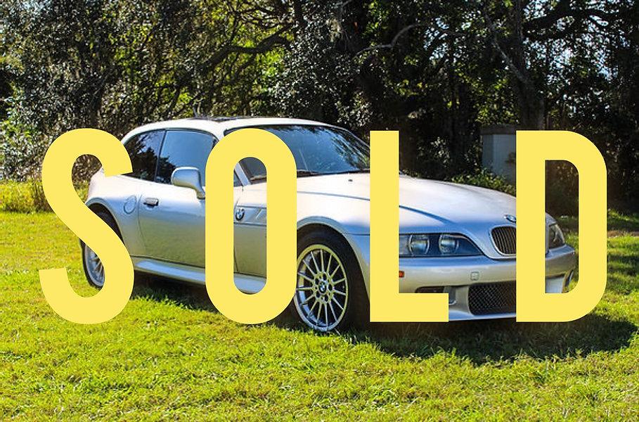 2001 BMW Z3 3.01 Coupe