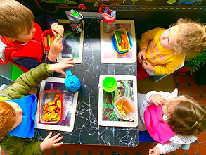 Healthy eating habits promoted at Happy Kids Family Day Care in Cammeray