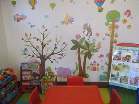 Happy Kds Family Day Care's classroom