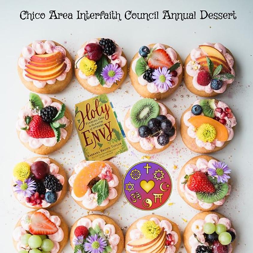Chico Area Interfaith Council Annual Dessert