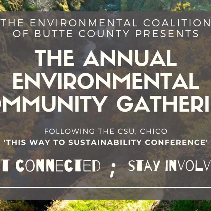 Environmental Community Gathering