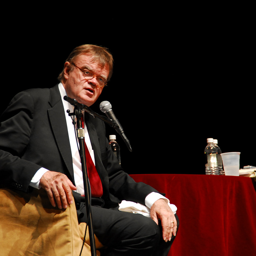 Garrison Keillor Event in Paradise