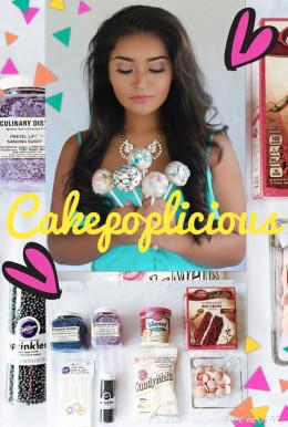 Cakepoplicious - Red Velvet Cake Pops Recipe
