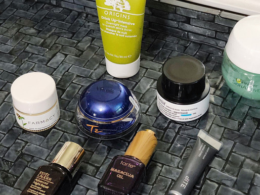 Night Time Skin Care Routine: Fall Edition