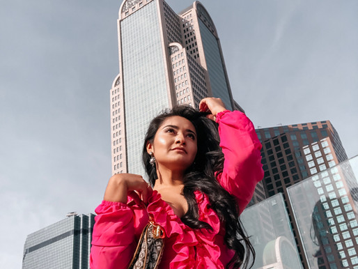 Dallas City Views with Femme Luxe