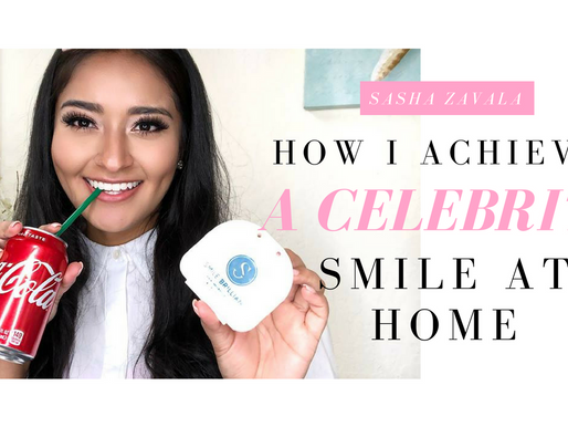 How I Achieved a Celebrity Smile at Home