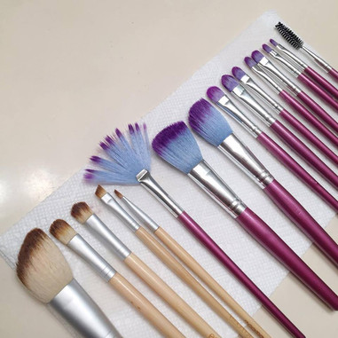 Diy Makeup Brush Cleaner Beauty Fashion And Lifestyle Blogger