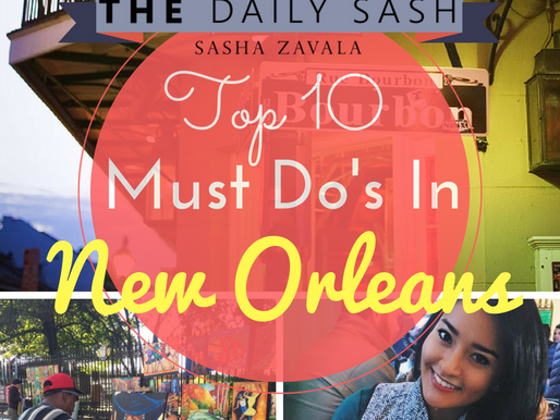 Top 10 Must Do's In New Orleans